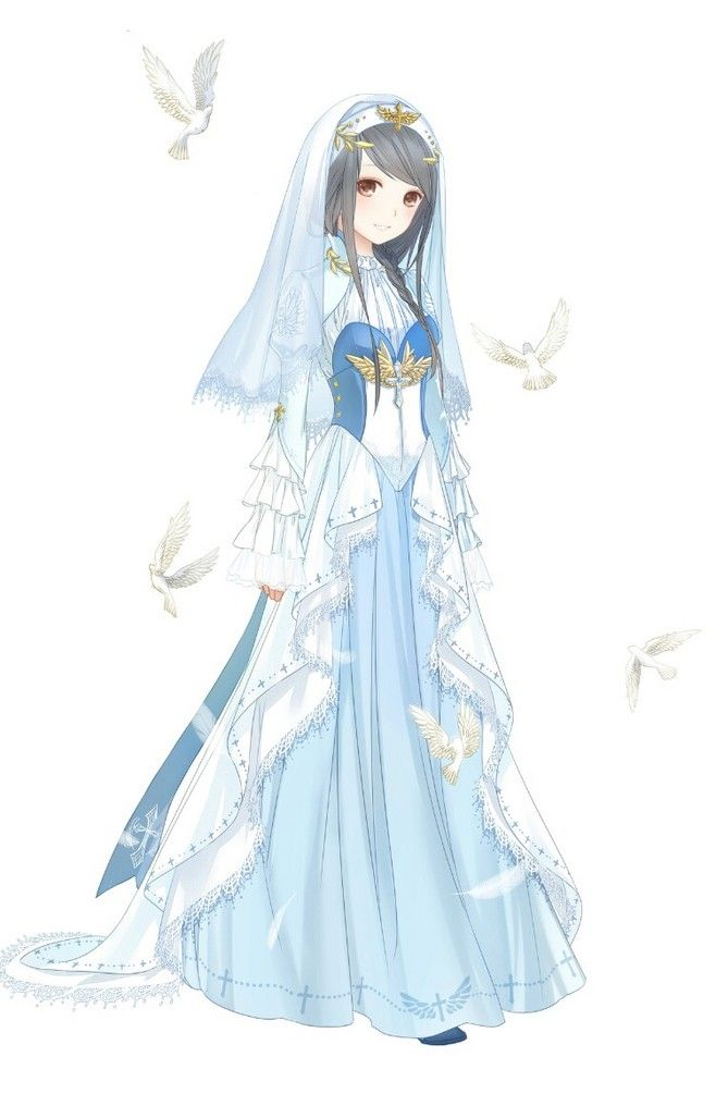 1000 Ideas About Anime Girl Dress On Pinterest Anime Girls Date A Live And French Anime