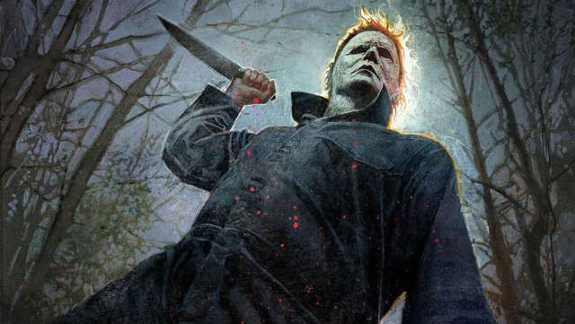 Halloween 25 Horror Easter Eggs And References You Probably Missed New Halloween Movie Horror Movies Halloween Movies
