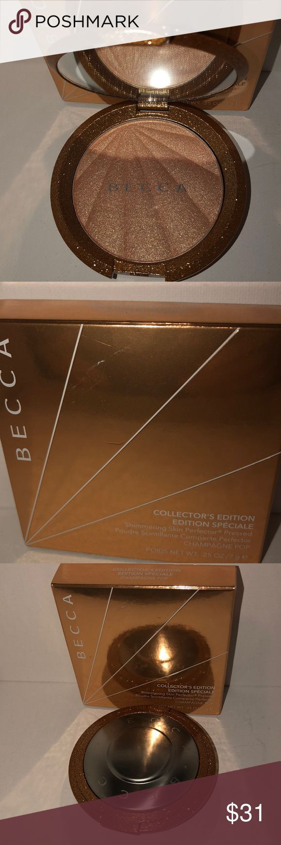 Brand New - Shimmering Skin Perfector Pressed | Champagne ...