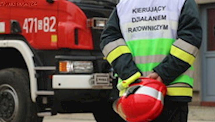 RMF: Wybuch gazu w Łodzi. Jedna osoba w szpitalu