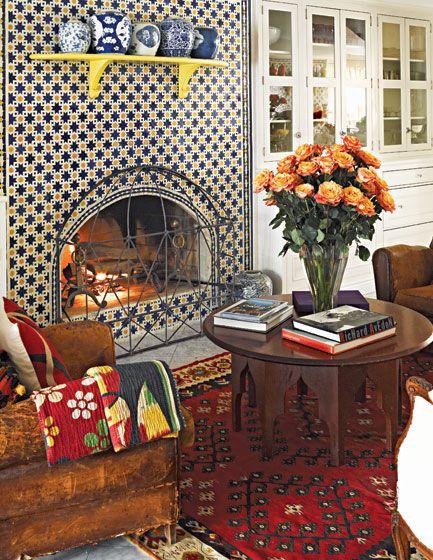 1000 Images About Decor Unique Fireplaces On Pinterest