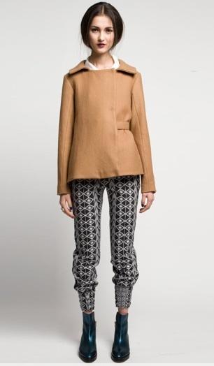 tan jacket // Ruby Boutique