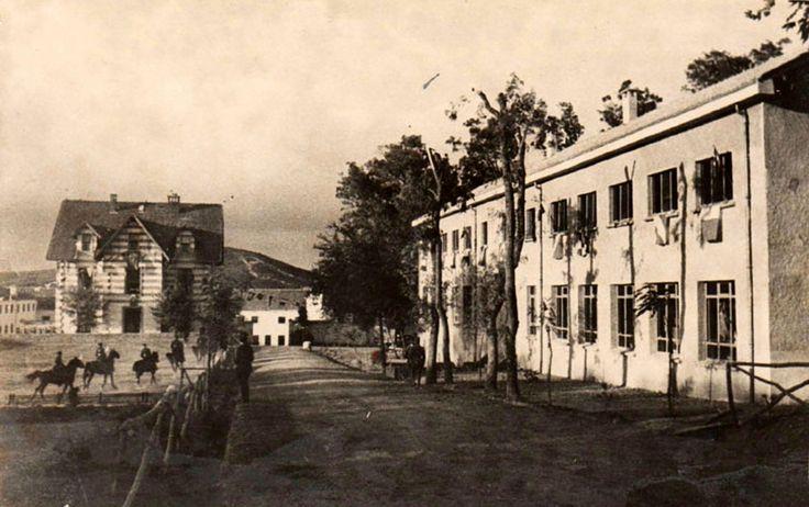 Ayazağa Binicilik Mektebi / 1938