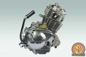 YBF150 Motorcycle Engine