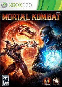 Mortal Kombat - Xbox 360 Game