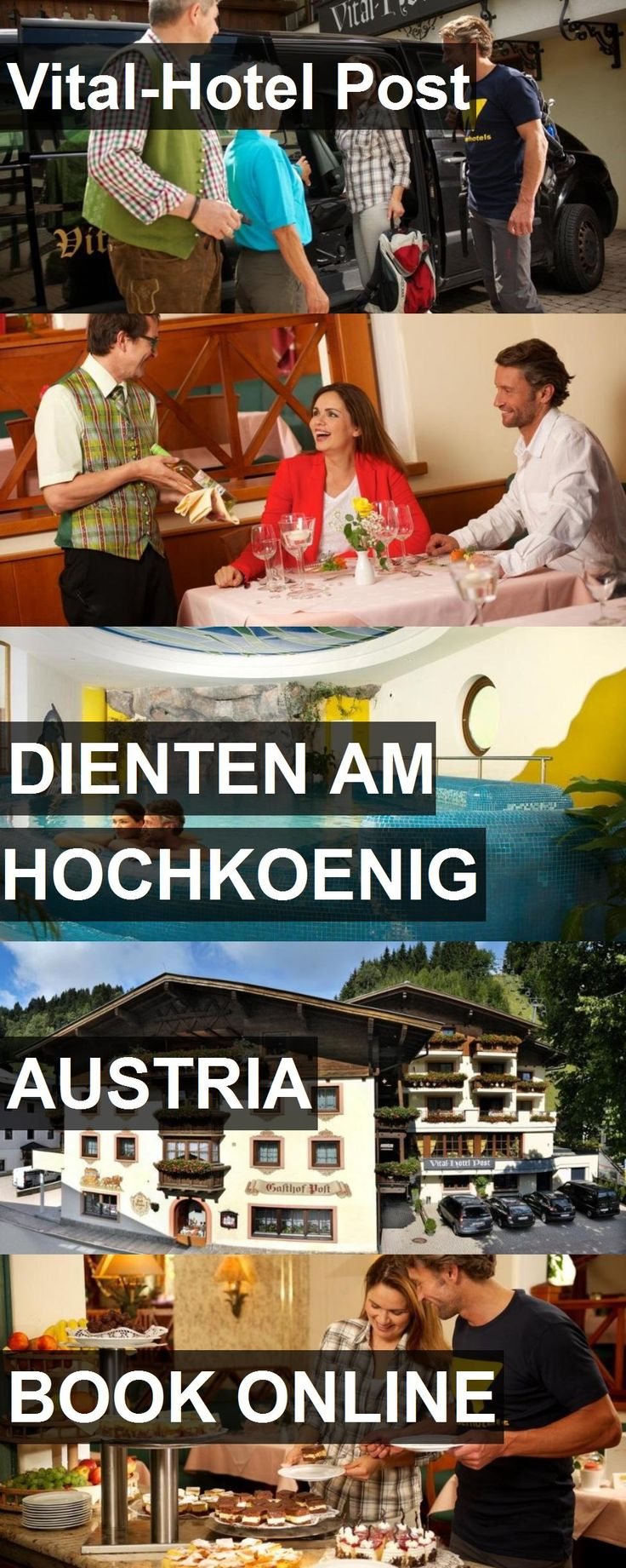 Vital-Hotel Post in Dienten am Hochkoenig, Austria. For more information, photos, reviews and best prices please follow the link. #Austria #DientenamHochkoenig #travel #vacation #hotel