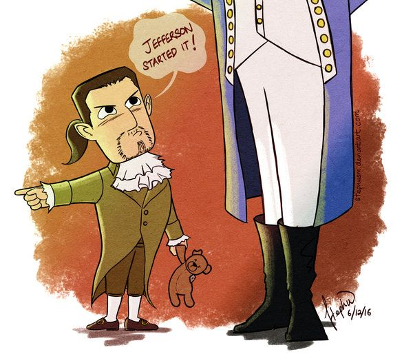 Jefferson Started It! by StephWSM.deviantart.com on @DeviantArt