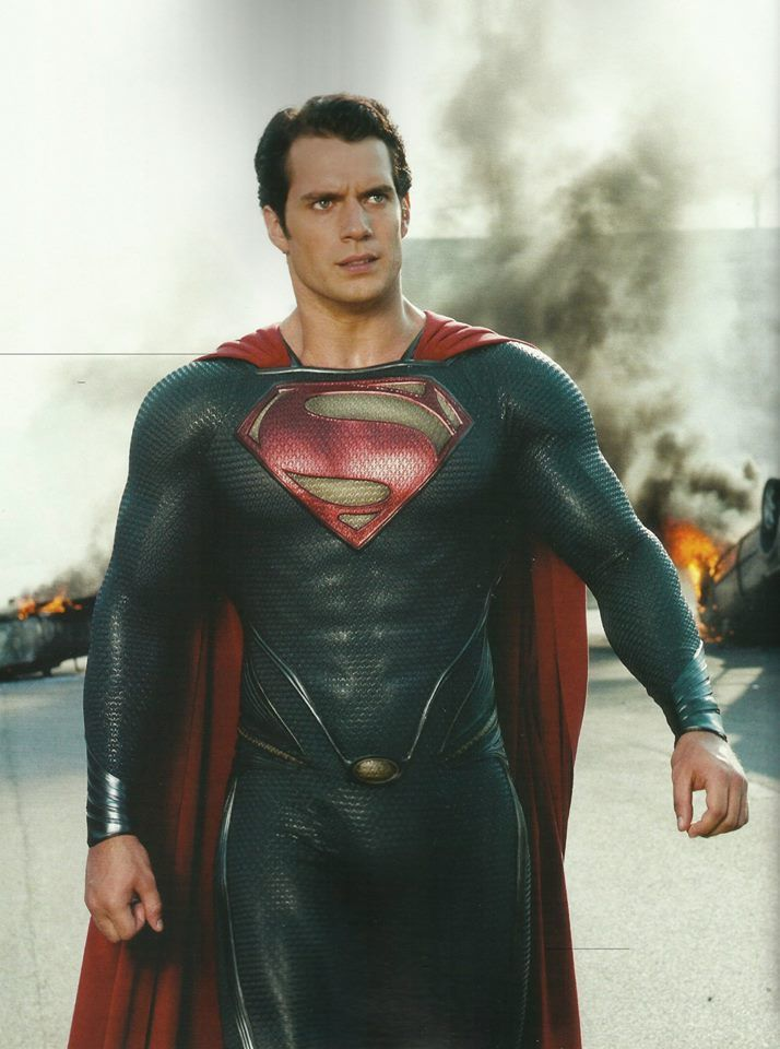 Official Man of Steel Movie Guide Book: Kal-El