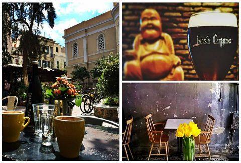 Για να απολαύσεις το χειμωνιάτικο καφεδάκι σου: 10 πανέμορφα café στο κέντρο της Αθήνας!
