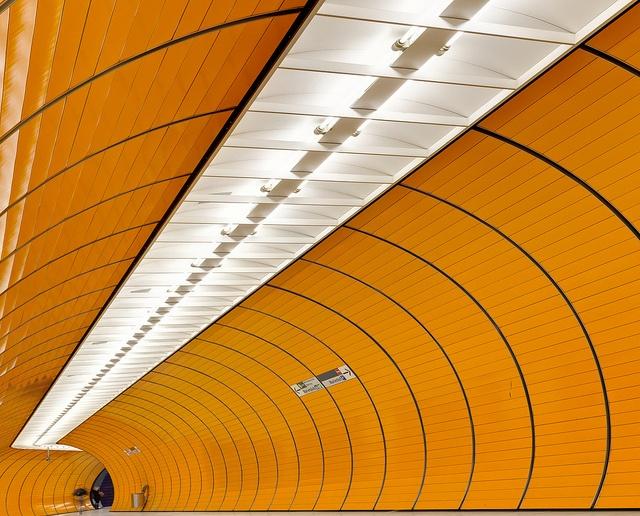 Munich, Subway Station