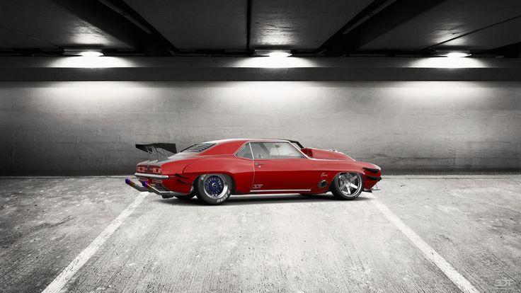 Checkout my tuning #Chevrolet #CamaroSS 1969 at 3DTuning #3dtuning #tuning