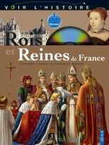 Rois et reines de France, Dimitri Casali et Vincent Rolin