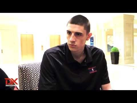 5.) Alex Len Draft Combine Interview. He's tall he's white and yes he will be a bust.  Think Sam Bowie.  I wouldn't be surprised if he goes sooner but he won't do much in the nba.
