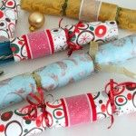 How to make your own Christmas Crackers | Squawkfox