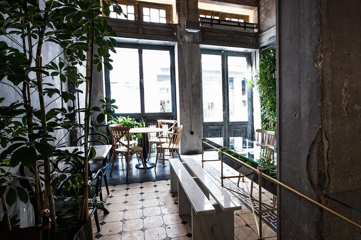 Looking inside out, at Philos Athens