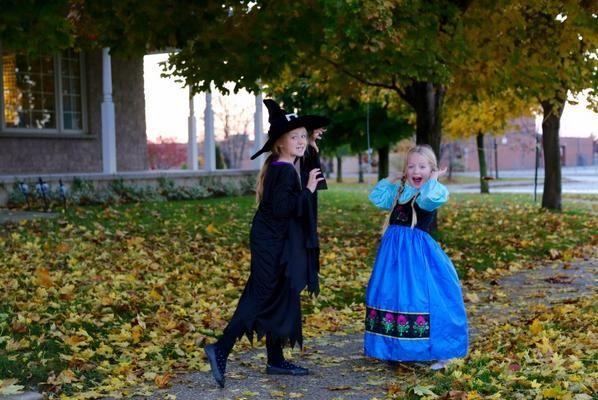 Halloween Costume - KarenPunnett