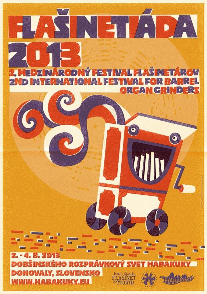 Duro Balogh used Poleno Typeface for Organ Grinder's festival. http://www.asil.sk/portfolia.php?artist=balogh