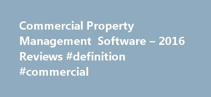 Commercial Property Management : Best ideas about management software on pinterest