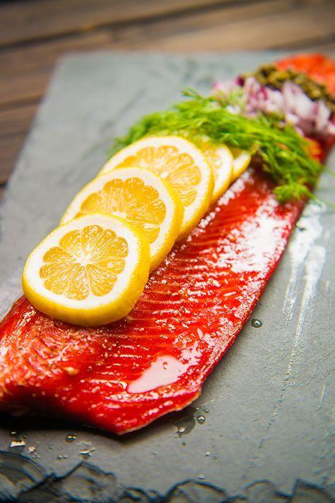 Team Traeger | Smoked Salmon