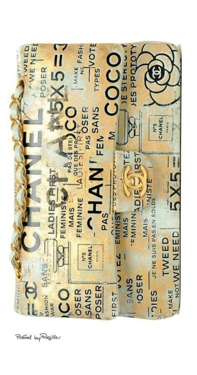 Chanel SS 2015   Regilla     ᘡղbᘠ