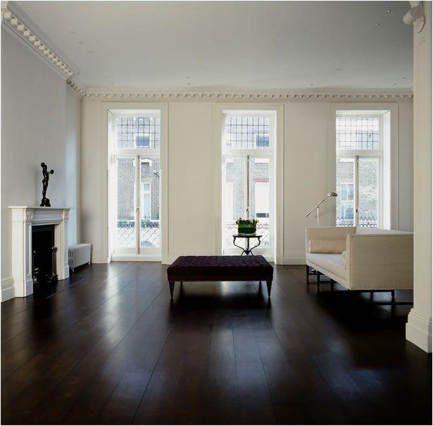 beautiful floor and molding