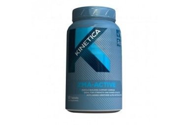 Kinetica ZMA Active 90 tablets + Free Sample @ £23.00.