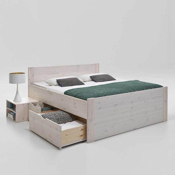 die besten 25 bett stauraum ideen auf pinterest unter bett aufbewahrung bett mit stauraum. Black Bedroom Furniture Sets. Home Design Ideas