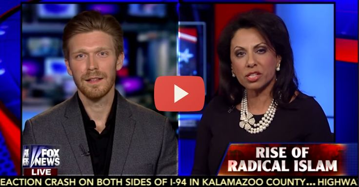Right When Everyone is Looking for Answers, Brigitte Gabriel Lays it all Out on the Table