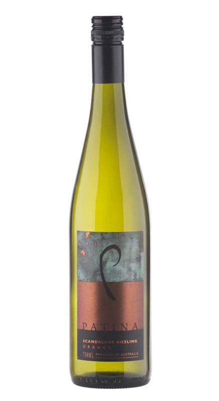 The 2012 Patina Scandalous Riesling, certainly more of a fruity, or off-dry style. It contains more residual sugar than a classic dry style,...