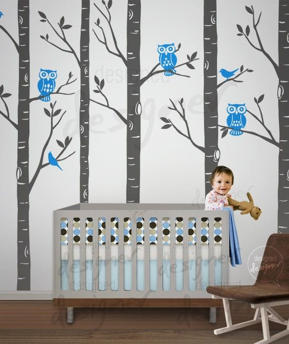36114e6b42621d5c139a9a796f374177 Owl Themed Nursery Crib Jpg