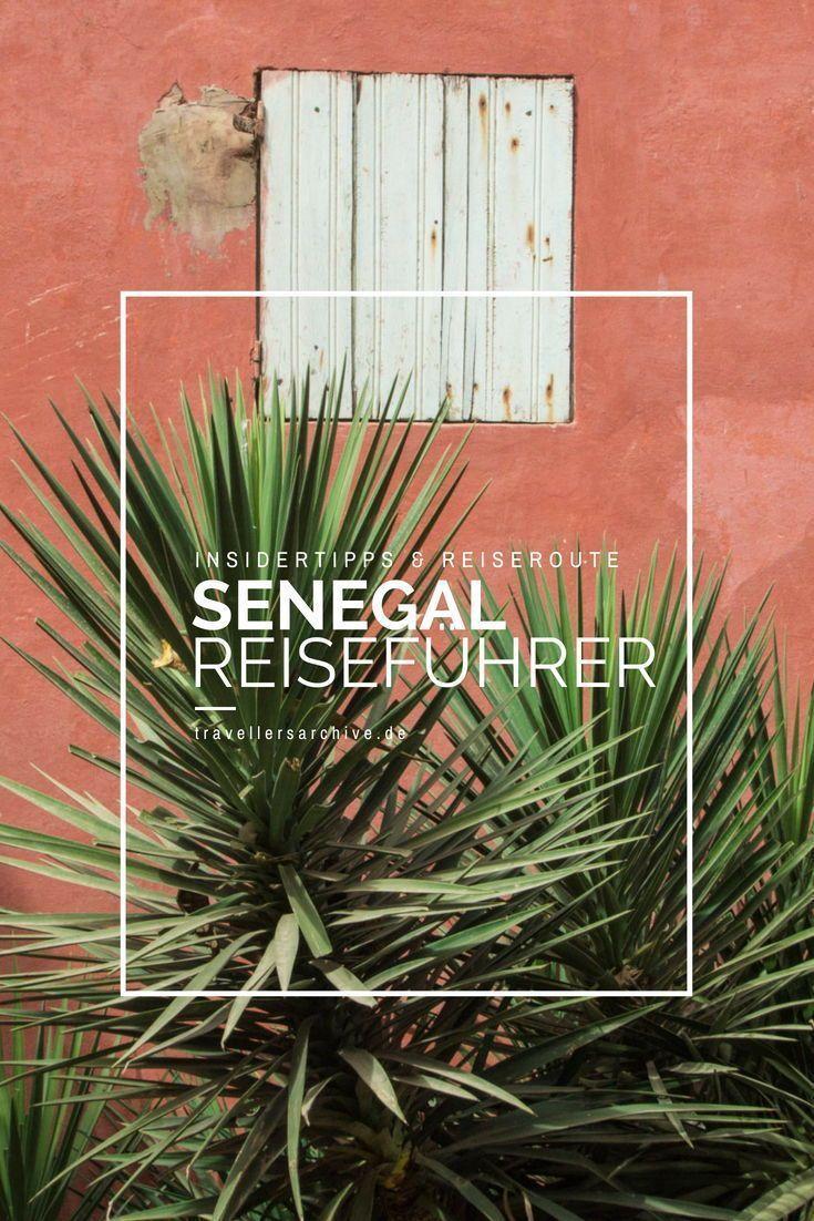 Reisefuhrer Senegal Reisen Afrika Reisen Reisefuhrer
