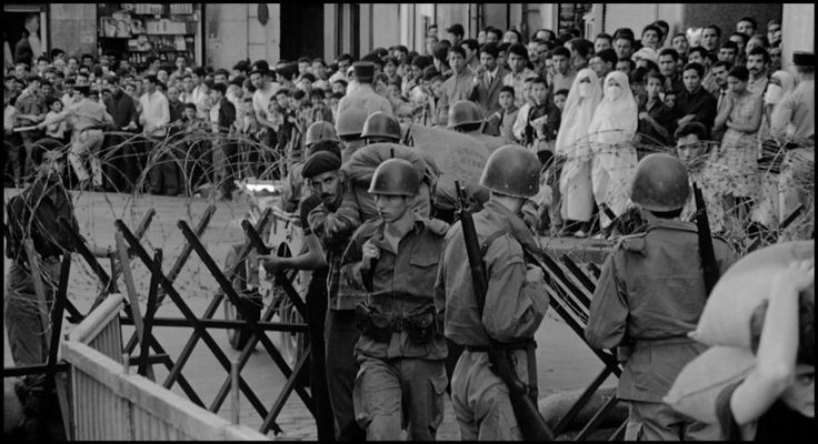 The Battle of Algiers Blu-ray