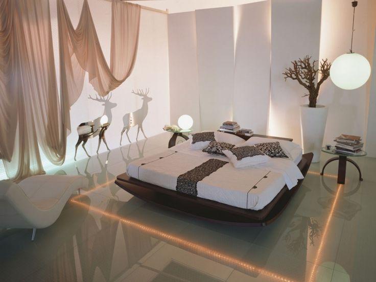 115 besten W - Schlafzimmer Bilder auf Pinterest Schlafzimmer - schlafzimmer romantisch modern