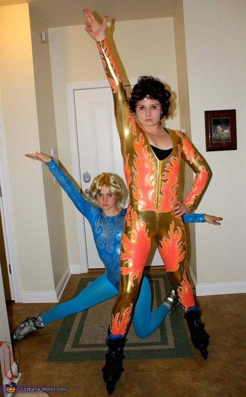 Genevieve: My friend Anna and I dressed up as Chazz Michael Michaels and Jimmy MacElory for Halloween this year. We love the movie Blades of Glory and decided to focus on...
