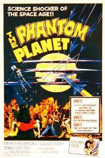 The Phantom Planet (1961) Poster