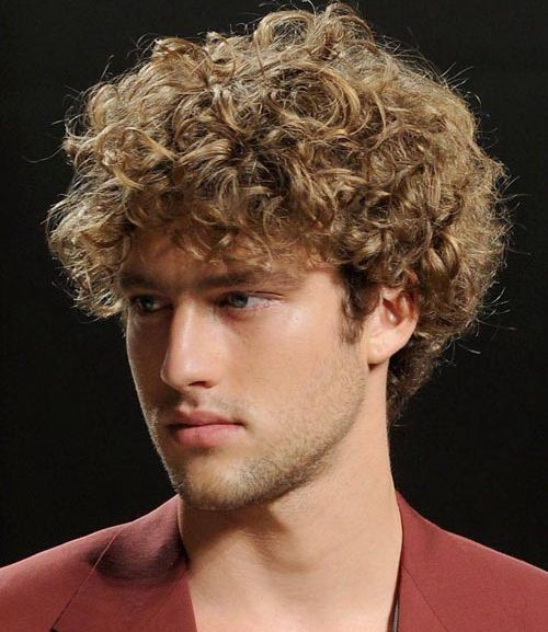Curly hairstyles 2014 men are defined for great choices from short curly hairstyles to the medium hairstyles with messy appearance