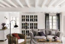Claves de la decoración de interiores rústicos