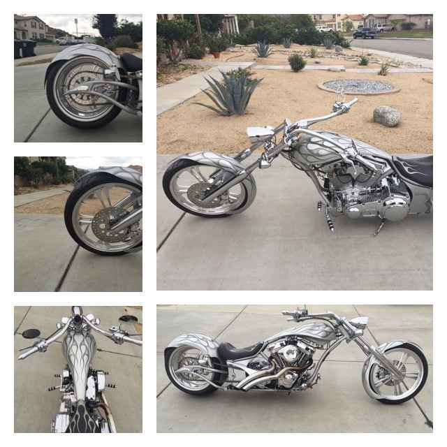 Used 2006 Big Bear Choppers SLED 300 PRO STREET Motorcycles For Sale in California,CA. One owner, always garaged, new chain, ignition system. Need to see to appreciate.