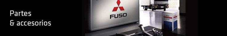 FUSO | Partes y Accesorios | Piezas Originales:   Diseñados por FUSO con pasión y precisión, para darle lo mejor en calidad y fiabilidad. Esto significa que aumentan la vida útil, la disponibilidad mecánica y el valor de reventa de su vehículo. Al elegir los repuestos originales de FUSO se beneficiará del máximo performance y de seguridad en todo momento. Visite el concesionario FUSO más cercano para que le proporcione el repuesto original que su vehículo necesita para seguir en la ruta.