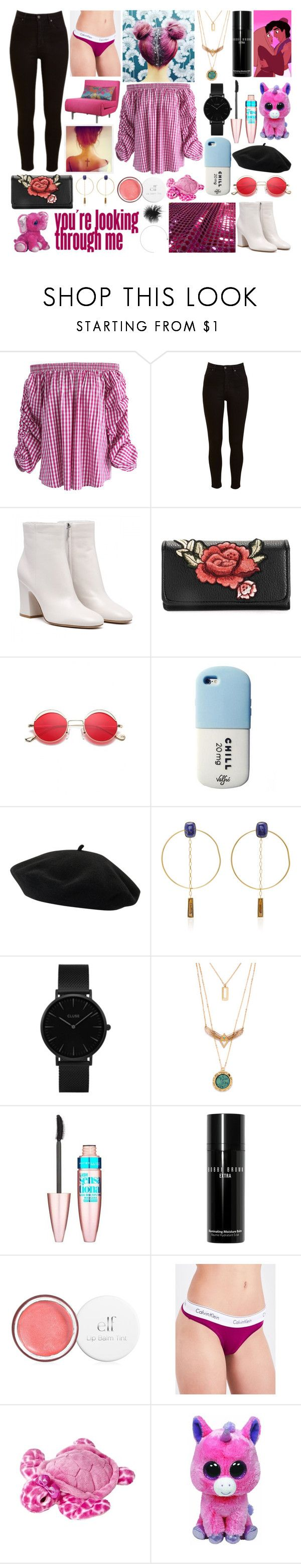 """""""💤"""" by anette-rivera ❤ liked on Polyvore featuring Chicwish, Lee, Goorin, Isabel Marant, CLUSE, Maybelline, Bobbi Brown Cosmetics and Calvin Klein"""