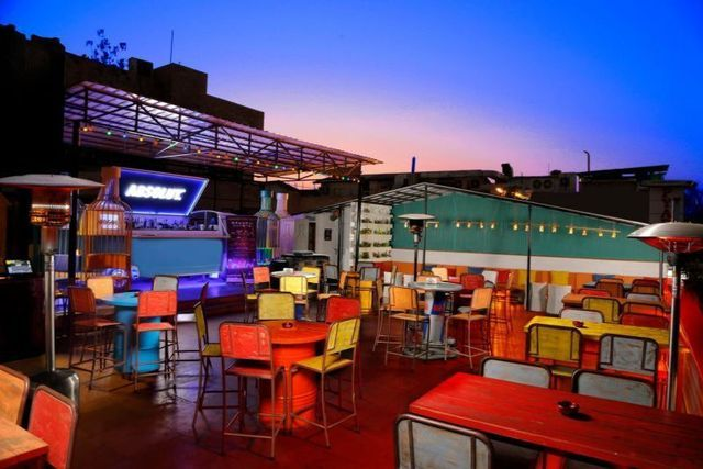 From Casual to Classy: 10 of the Best Bars and Clubs in Delhi: Great Gigs: Summer House Cafe
