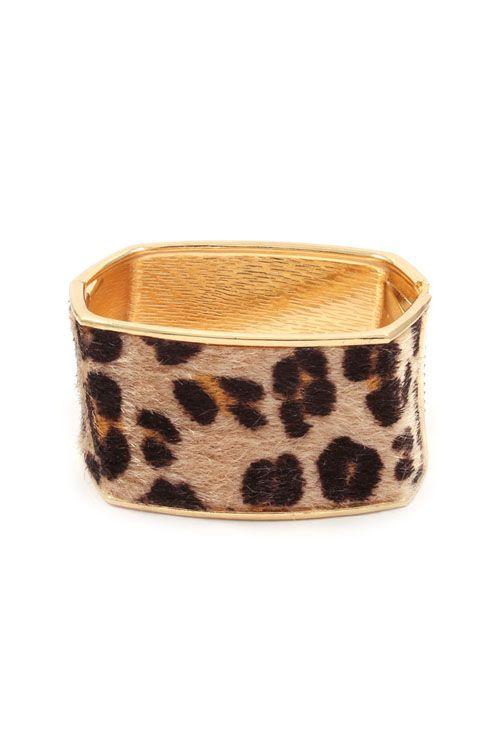 Sadie Leopard Cuff