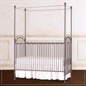 $879 baby crib | designer nursery | luxury crib