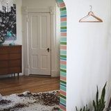 Washi tape is the perfect little helper when creating low-budget decorative projects in your home. Check out these easy to enhance your home!