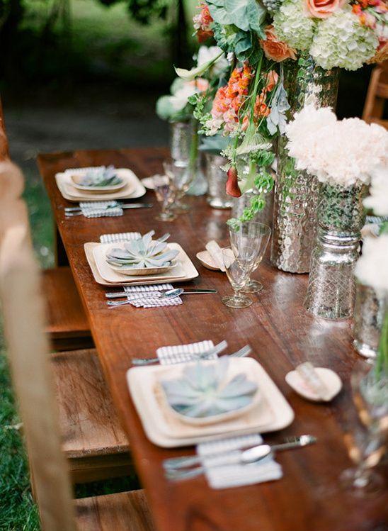stylish eco friendly wedding ideas