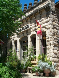 Salado, Tx - historic shopping mecca  Be sure to eat lunch at the Stagecoach Inn