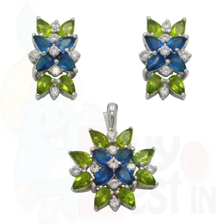 BuyDBest Earring  Pendant OEP-14235 G(CH)