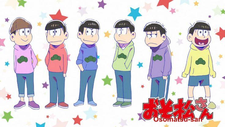 おそ松さん Anime Screen Caps : Osomatsu-san, Episode 3, Tidbits Collection