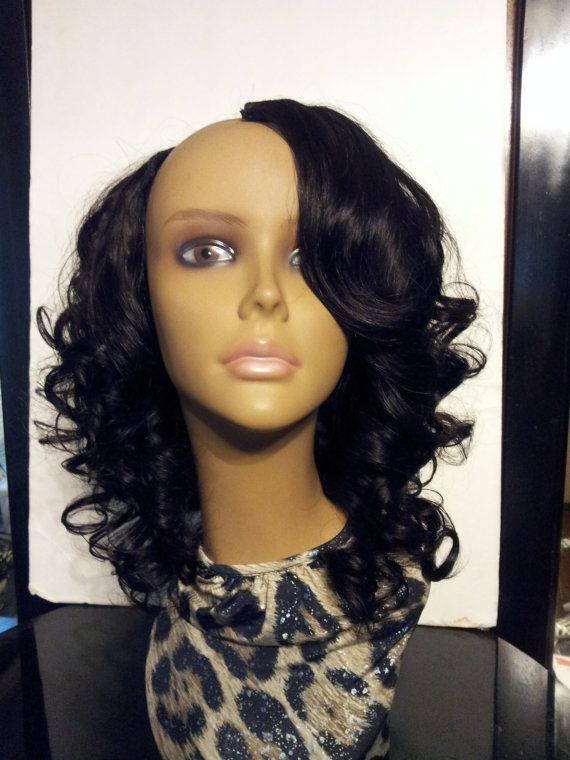 LK Sale Custom U-Part wig Romance Curl 100% by QUEENGIACUSTOMWIGS