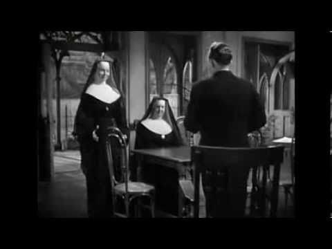 ▶ The Bells of St. Mary's is an American drama film produced and directed by Leo McCarey and starring Bing Crosby and Ingrid Bergman. The film is about a priest and a nun who, despite their good-natured rivalry, try to save their school from being shut down. The film was released in December 1945. [pinned by PartyTalent.com]